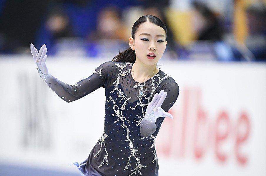 2018年、NHK杯 / photograph by Asami Enomoto