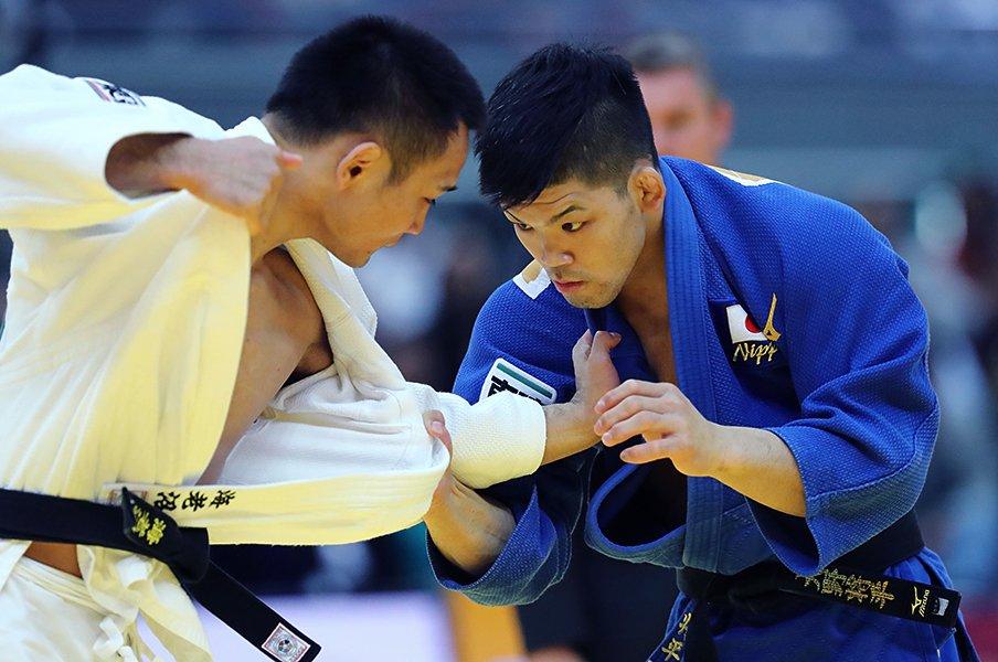 柔道73kg級に還ってきた大野将平。「相手がどうこうより自分の柔道」<Number Web> photograph by AFLO
