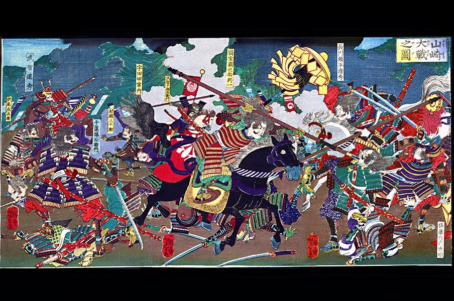中国 大 返し 本能寺の変と「中国大返し」の謎、秀吉共犯説はこれで論破できる
