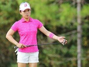 もっとゴルフが上手くなりたいだけ――。1人で米ツアー回る有村智恵の現在地。
