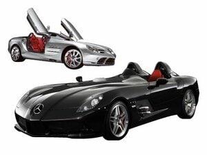 メルセデス・ベンツが送り出す、シリーズ最後のスポーツカー。