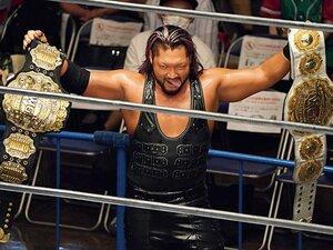 NJCを制した暗黒の王EVILはオカダに次ぐ新たな波となるか。