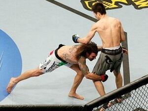 日沖発は関節技が上手すぎて負けた!?日本式MMAがUFCで勝てない理由。