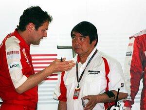 F1界で輝き続ける日本人たち。元ブリヂストンの浜島がフェラーリへ!