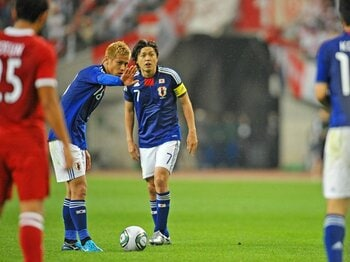 深まった議論と浮上した課題。キリンカップで代表が得たもの。<Number Web> photograph by Naoya Sanuki
