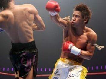 魔裟斗が敗退で大波乱、進化した「K-1 MAX」。<Number Web> photograph by Susumu Nagao