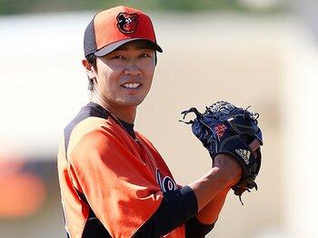メジャーへの道が見えた和田毅、2年目の達観。~左肘手術からの復帰は焦らずに~<Number Web> photograph by Yukihito Taguchi
