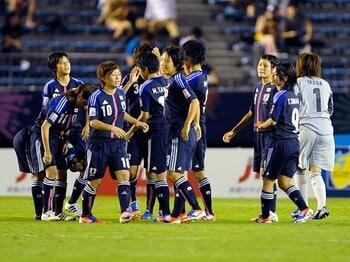 ヤングなでしこ、U-20W杯で躍進中!姉貴分に続いて旋風を起こせるか?<Number Web> photograph by Toshiya Kondo