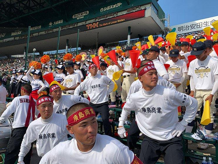 オリジナル曲、独自の選曲が急増!2019夏の甲子園、ブラバンBEST10 ...