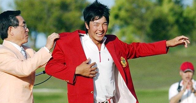 石川遼、15歳が掴んだ奇跡の初優勝。思い返すと「まさに社会科見学」。