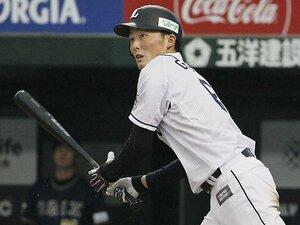 昨季最多エラーの西武を救った新人。源田壮亮はショートも打撃も一線級。