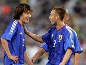 2005年コンフェデレーションズカップVSブラジル戦(2005年6月22日)