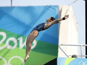 """板橋美波、飛び込みで80年ぶり入賞。""""知られざる競技""""の奮闘に光を!"""