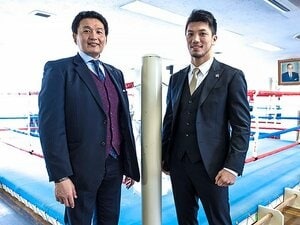 貴乃花親方と村田諒太が衝撃対談!すべては究極の「強さ」のために……。