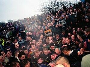 ラグビーの「獣性」が凝縮された、イングランドとジョージアの奇祭。