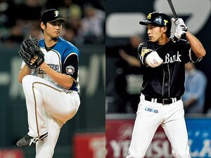 名勝負の予感漂う大谷翔平vs.柳田悠岐。~剛速球&高速フォークを撃て!~