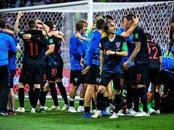 オシム「サッカーの未来が分かる試合」クロアチアvs.イングランドの重要性。<Number Web> photograph by Takuya Sugiyama/JMPA