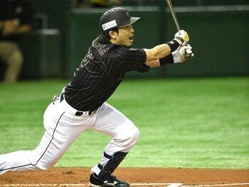 不変の軸と、開花したリーダー性。侍J、SBの中心に松田宣浩がいる。<Number Web> photograph by Naoya Sanuki