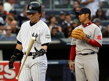 MLBが大規模な改造計画。NYとボストンが他地区に引っ越し?<Number Web> photograph by Getty Images