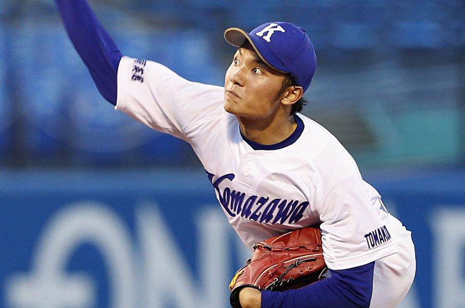 ドラフトに「飛び級」があったら。大学の下級生から候補を選ぶと……。<Number Web> photograph by Kyodo News