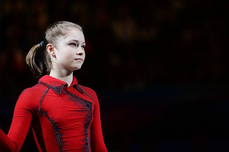 リプニツカヤが日本でレッスン。再びスケートを愛する道へ。~高橋大輔のアイスショーにも出演予定~<Number Web> photograph by Getty Images