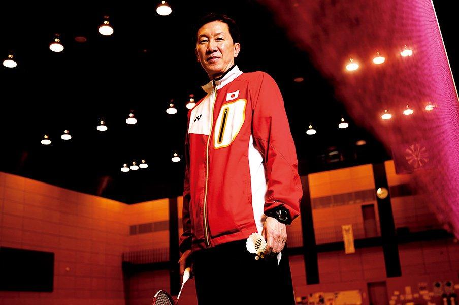 日本バドミントン強化の立役者。朴柱奉コーチ「東京でも金メダル」<Number Web> photograph by Tadashi Shirasawa