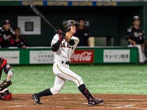 """""""親子弾""""若林晃弘を育てた巨人二軍での「超攻撃野球」。"""