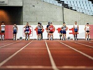 陸上日本選手権男子100m「果てなきデッドヒート」~ドキュメント~
