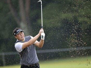 """トップゴルファーに触れ、己を磨く……。""""アジアンツアー武者修行""""の重要性。<Number Web> photograph by KYODO"""