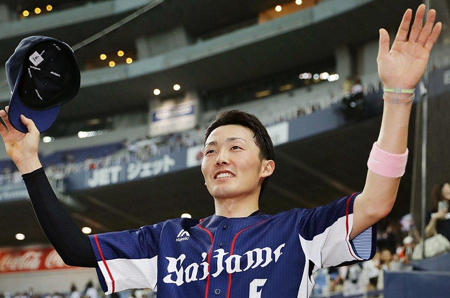 源田壮亮は即戦力だとあれほど……。開幕前にうなだれていた時の思い出。<Number Web> photograph by Kyodo News