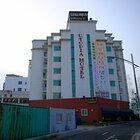 プレスの宿泊場所となったラブ・ホテル