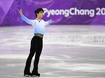羽生結弦、圧巻の帰還と柔和な笑顔。「スケートしているのが楽しくて」<Number Web> photograph by Naoya Sanuki/JMPA