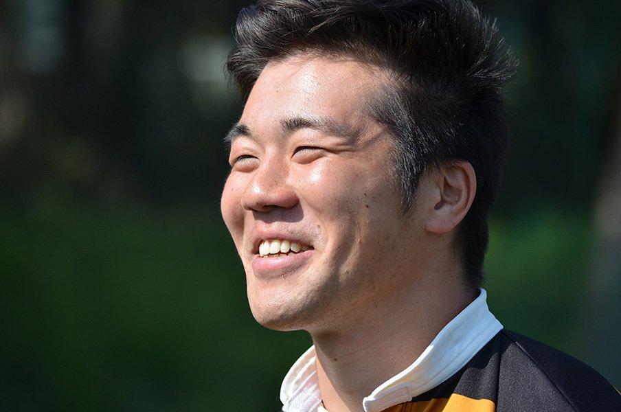 慶大ラグビー部主将、初の医学生。古田京が実践する究極の文武両道。<Number Web> photograph by Masataka Tara