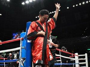 山中慎介は納得できたのだろうか。「ふざけるな!」と試合後の落涙。