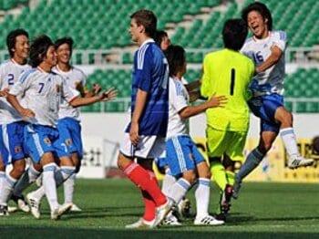 日本代表は対メキシコ戦、フランス戦ともに同点の末PKで競り勝ち2大会ぶりに優勝した