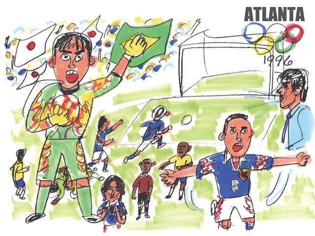 1996年アトランタ