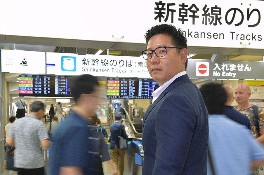 ドラフトは人生が変わる場所。王子→広島→王子、川口盛外の場合。<Number Web> photograph by Hideki Sugiyama