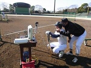 センバツ21世紀枠・三島南の「脱高校野球」 ICTで効率的練習+数値化、打撃フォームをスマホ撮影するワケ