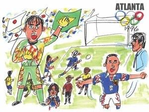 あなたの心に強く残る、サッカー五輪男子日本代表チームは?