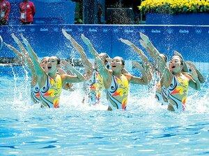 <蘇ったマーメイド>シンクロナイズドスイミング日本代表「全部、泳いでこい」