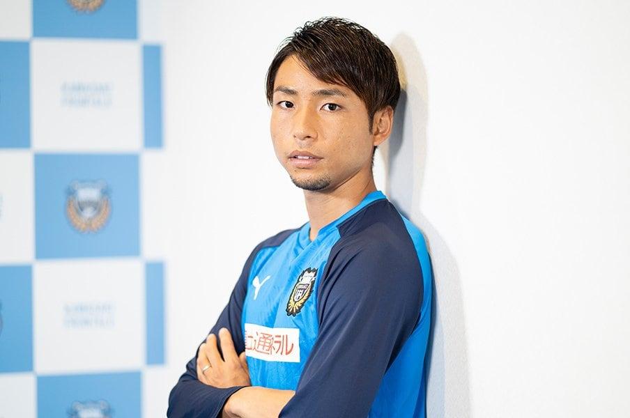 ルヴァン杯初優勝に貢献した小林悠の試練と共に歩んだサッカー人生。<Number Web> photograph by Yuki Suenaga