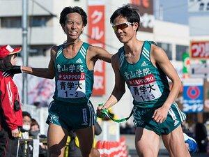 箱根の青学大に隙はあったが……。3連覇目は「駅伝っぽい」勝ち方で。
