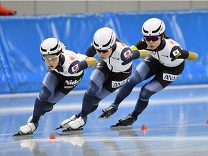 チームパシュートに大革命が起きて日本は…「団体追い抜き」なのに「追い抜かない」戦術って?