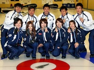 """ソチへの""""第一関門""""突破。カーリング日本、逆襲開始。~3年ぶり男女とも世界選手権へ~"""