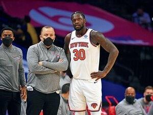 【NBA】8年ぶりのプレイオフ出場を確定。ニックスを再建する2人の存在。