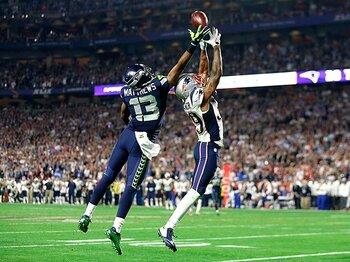 エースか、シンデレラボーイか。スーパーボウルで考える「運」の力。<Number Web> photograph by Getty Images