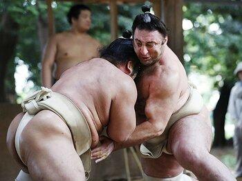 歴史上「最強の大関」は誰なのか。1位は若貴とも戦ったあの力士。<Number Web> photograph by Kyodo News