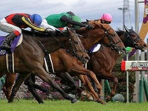 無観客開催に1位入線馬の降着。波乱の高松宮記念で輝いた松若風馬。