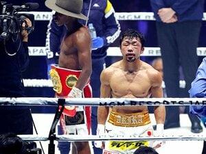 カッコいい引退はできないので……。世界戦TKO負け、八重樫東の不屈。