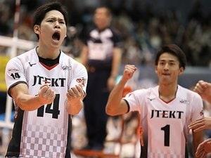 プレーも精神面も成長する西田有志。19歳に感じるVリーグを背負う覚悟。